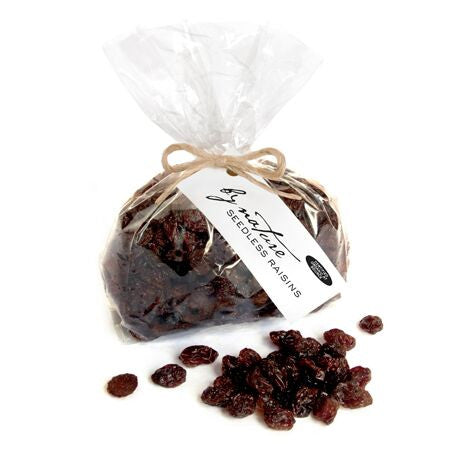 By Nature - Organic Non-oiled Seedless Raisins (500g)