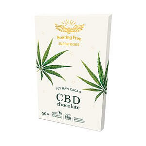 Soaring Free Superfoods - CBD Chocolate (50g)