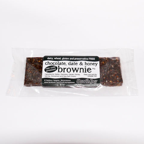 Chocolate, Date and Honey Brownie Bar (35g)