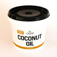 Crede - Organic Virgin Coconut Oil (1 liter)