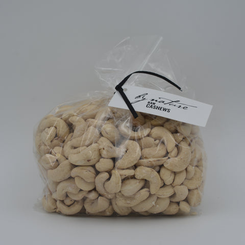 By Nature - Raw Cashews (500g)