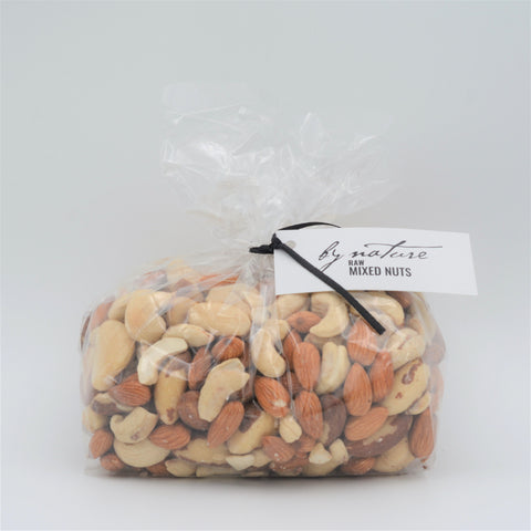 By Nature - Raw Mixed Nuts (100g)