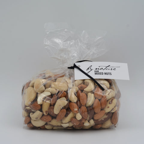 By Nature - Raw Mixed Nuts (500g)