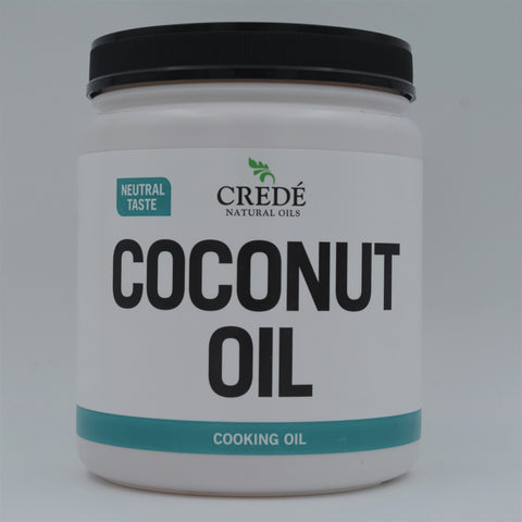 Crede - Coconut Oil Neutral (1 liter)