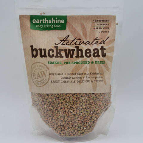 Earthshine - Activated Buckwheat (350g)