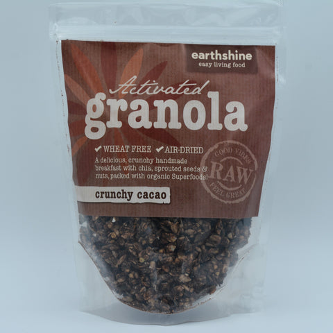 Earthshine - Activated Granola Crunchy Cacao (250g)