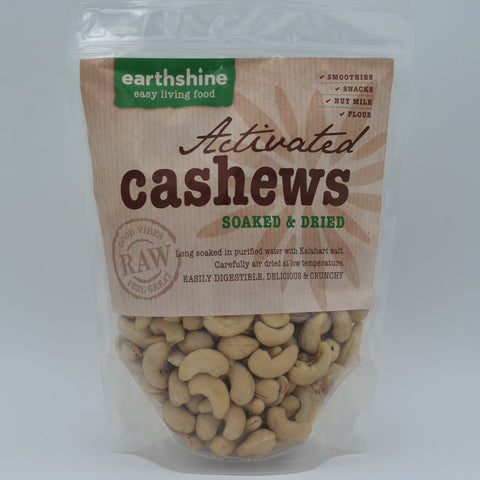 Earthshine - Activated Cashews (350g)