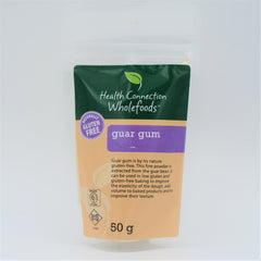 Health Connection Wholefoods - Guar Gum (50g)