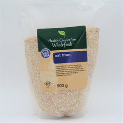 Health Connection Wholefoods - Oat Bran (500g)