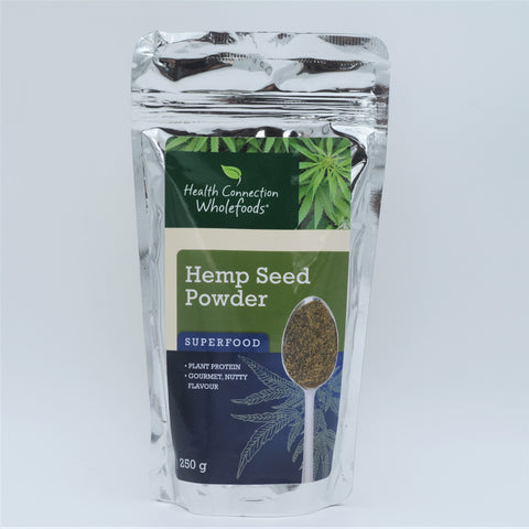 Health Connection Wholefoods - Hemp Seed Powder (250g)