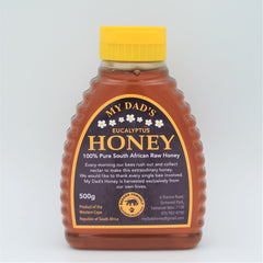 My Dad's Honey - Eucalyptus Squeezy (500g)