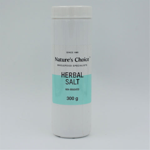 Nature's Choice - Herbal Salt Shaker (300g)