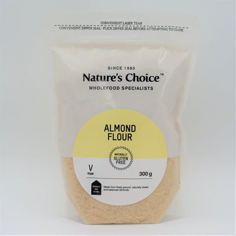 Nature's Choice - GMO Free Almond Flour (300g)