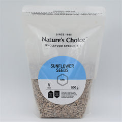 Nature's Choice - Sunflower Seeds (500g)