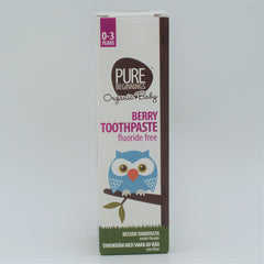 Pure Beginnings - Toothpaste Berry (75ml)