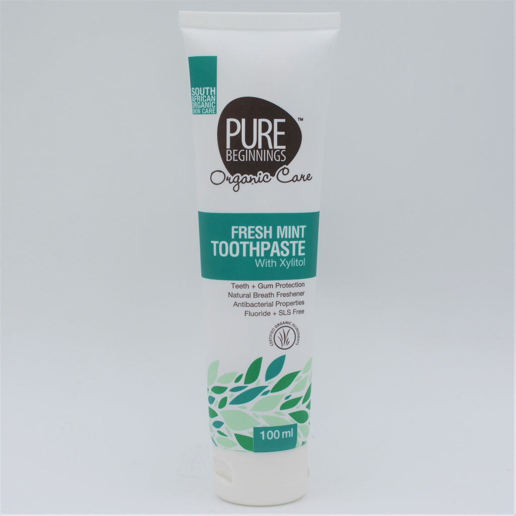 Pure Beginnings - Toothpaste Fresh Mint (100ml)