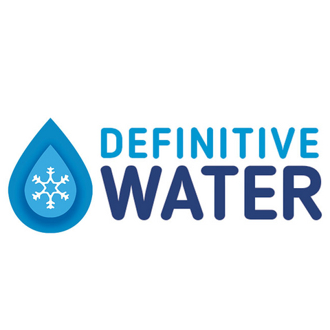 Definitive Water - Premium Ozonated Reverse Osmosis Filtered Water (5 liter)
