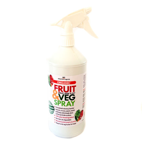 Fruit & Veg Spray (1L)