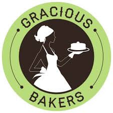 Gracious Bakers-Banting Strawberry Jam (250g)