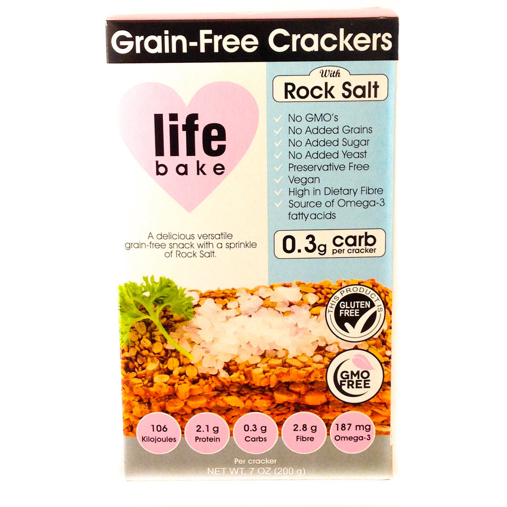 Grain-free Crackers (200g)
