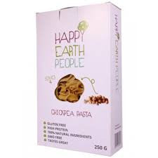 happy Earth People- Chickpea Pasta