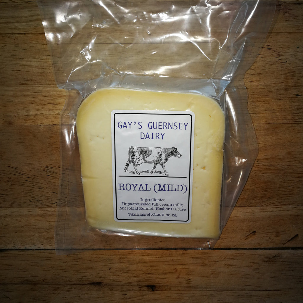 Gay's Dairy - Mild Royal Cheese (R/kg)