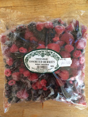 Hillcrest - Assorted Berries (1kg)