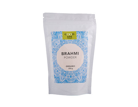 Good Life Organic - Organic Brahmi Powder (200g)