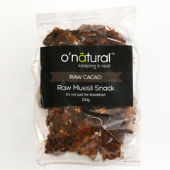 O'Natural Snack Pack Cacao (100g)
