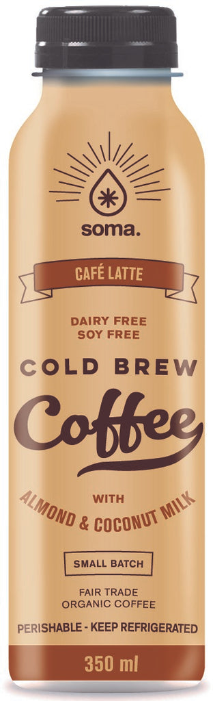 Soma - Cold Brew Cafe Late (350ml)