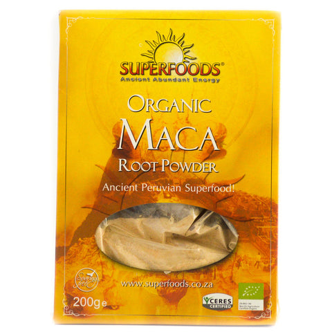 Maca Root Powder (200g)