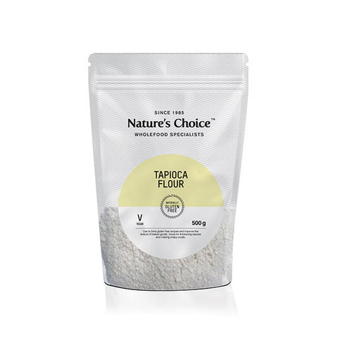 Nature's Choice - Tapioca Flour (500g)
