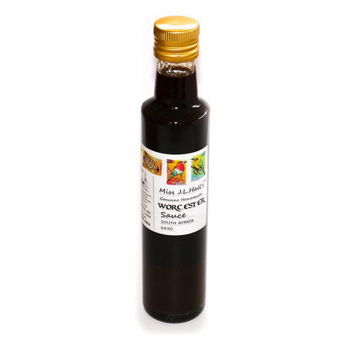 JL Hall'sWorcester Sauce Smoked (250ml)