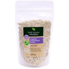 Health Connection Wholefoods - Organic buckwheat flakes (250g)