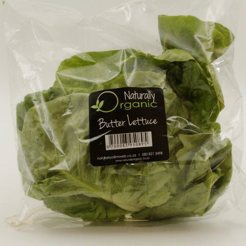 Naturally Organic - Organic Butter Lettuce