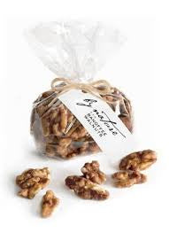 By Nature - Raw Banoffee Walnuts 100g