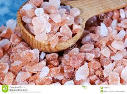 Himalayan Crystal Salt coarse (100g)