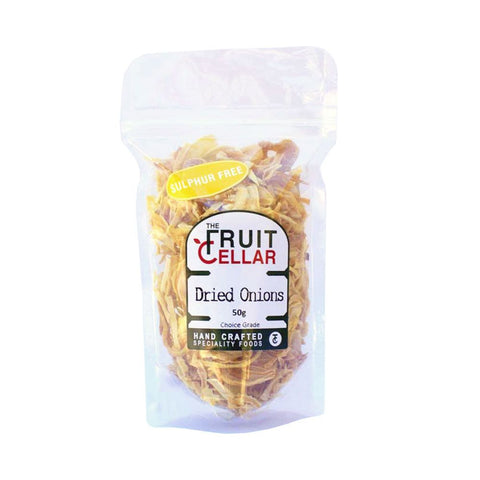 The Fruit Cellar Dried Onions (50g)