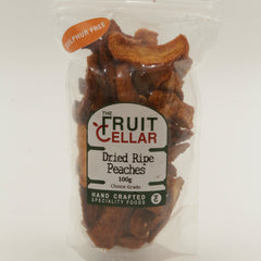 The Fruit Cellar - Dried Ripe Peaches (100g)