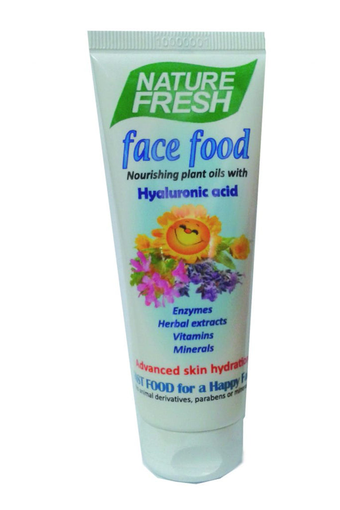 Nature Fresh - Face Food (75ml)