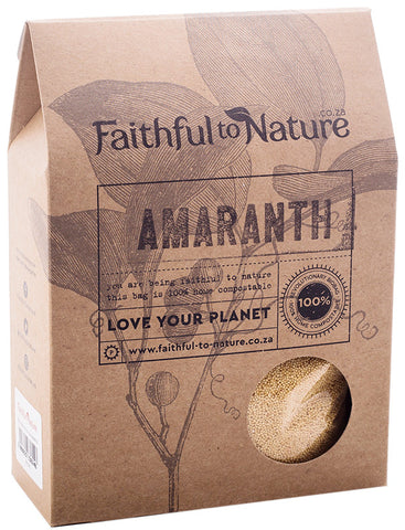 Faithful To Nature - Amaranth (400g)