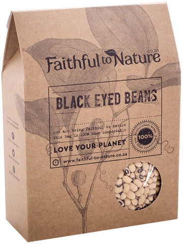 Faithful To Nature - Black Eyed Beans (400g)