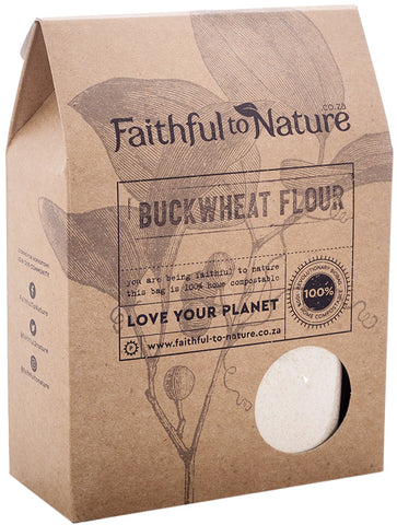 Faithful To Nature - Buckwheat Flour (400g)