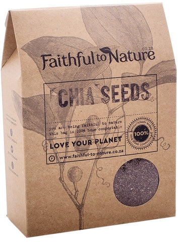 Faithful To Nature - Chia Seeds (400g)