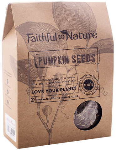 Faithful To Nature - Pumpkin Seeds (400g)
