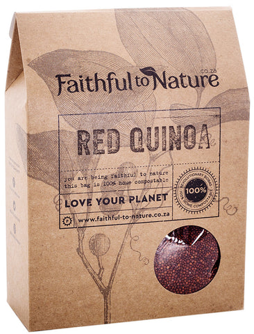 Faithful To Nature - Red Quinoa (400g)