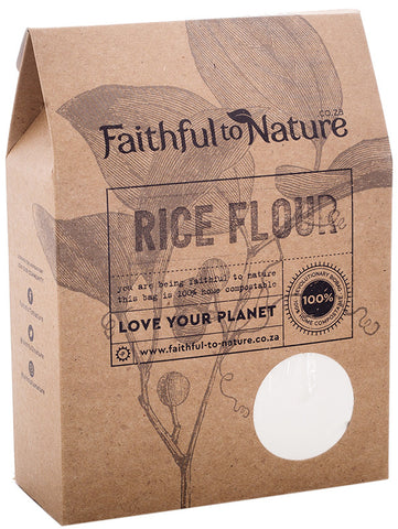 Faithful To Nature - Rice Flour (400g)