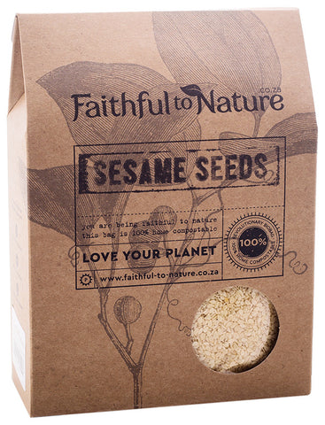 Faithful To Nature - Sesame Seeds (400g)