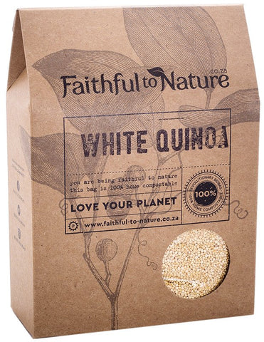 Faithful To Nature - White Quinoa (400g)