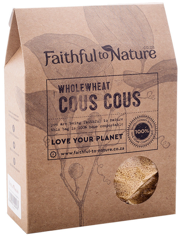 Faithful To Nature - Wholewheat Cous Cous (400g)
